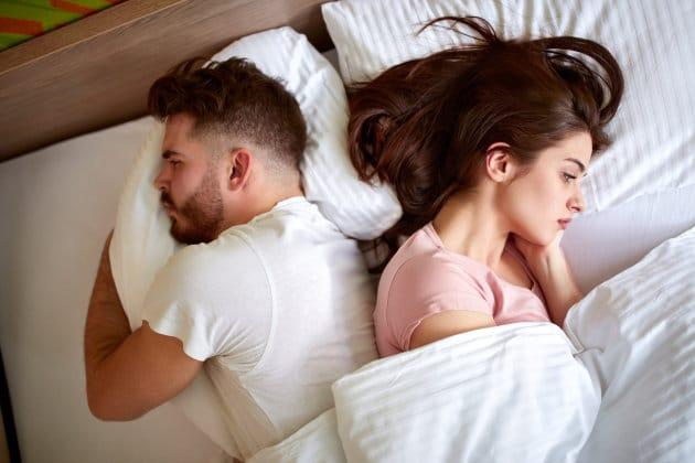 Problemas en las parejas por no tener espectaivas cumplidas