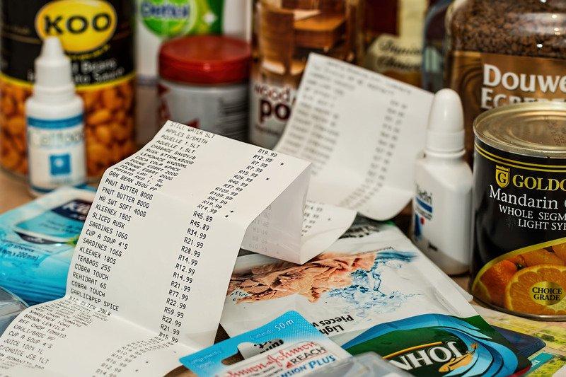 Consumo de productos - estrés financiero