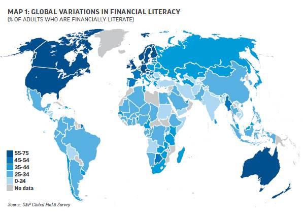Educación Financiera en el Mundo