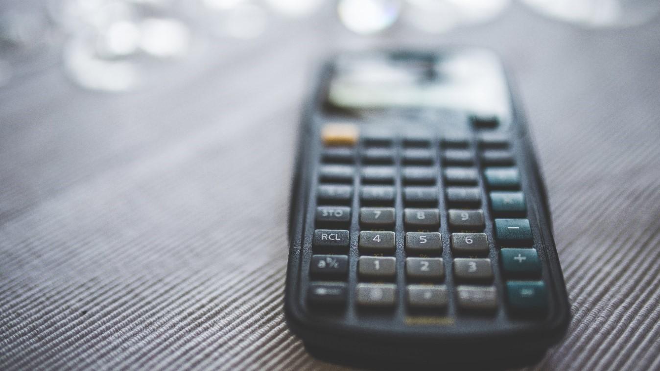 calculadora de dinero